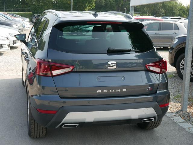 Seat Arona - 1.0 EcoTSI FR * NAVI VOLL-LED PARKTRONIC SITZHEIZUNG TEMPOMAT 17 ZOLL