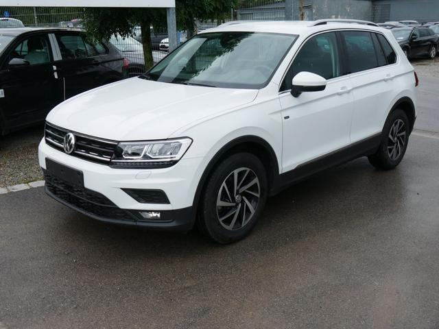 Volkswagen Tiguan - 1.5 TSI ACT DSG JOIN * ACC LED NAVI PDC SITZHEIZUNG CLIMATRONIC 5 JAHRE GARANTIE