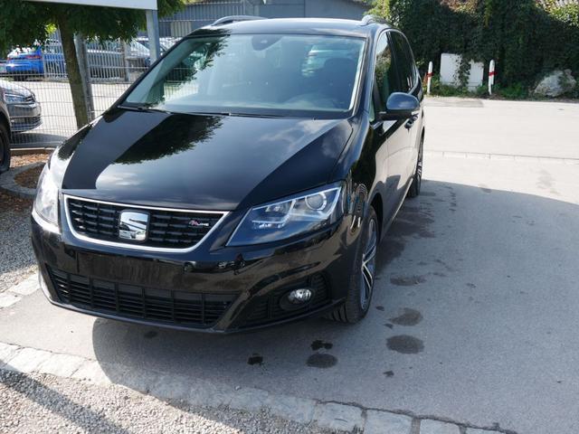 Neuwagen Grosshändler SEAT Alhambra - 2.0 TDI DPF DSG FR-LINE   4DRIVE AHK ACC NAVI XENON KAMERA KESSY 7-SITZER