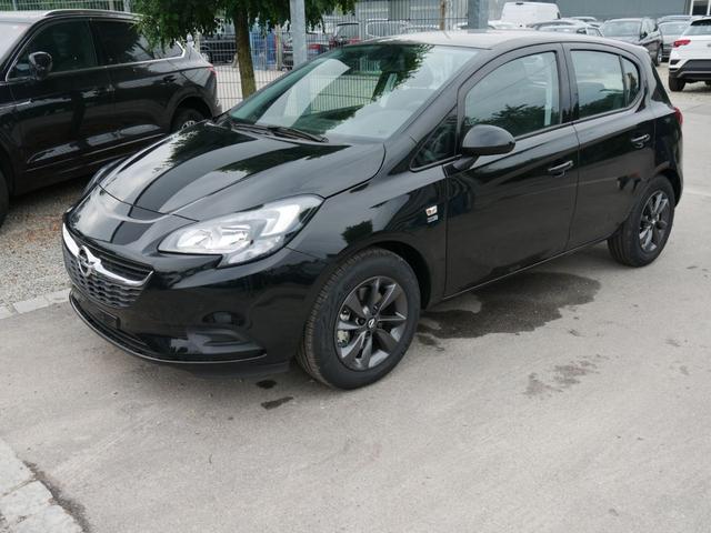 Opel Corsa - 1.4 TURBO 120 JAHRE EDITION * WINTERPAKET KAMERA LENKRADHEIZUNG PDC SHZG