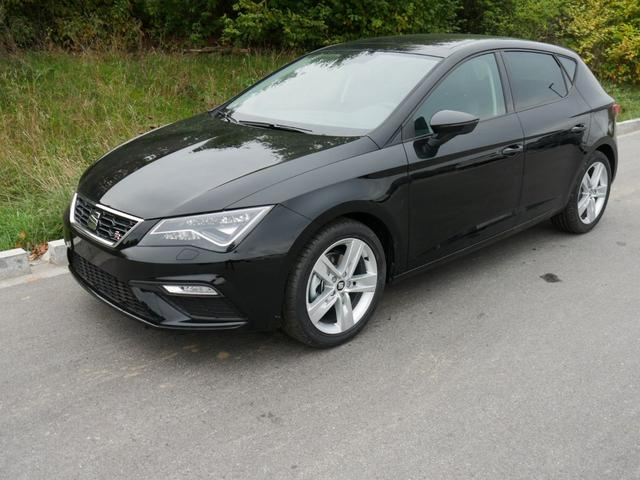 Seat Leon - 1.5 TSI ACT DSG FR * PANORAMA-SD NAVI VOLL-LED PDC SHZG TEMPOMAT 17 ZOLL