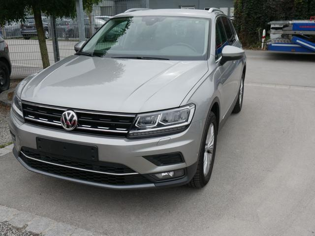 Volkswagen Tiguan - 2.0 TSI DSG 4MOTION HIGHLINE * BUSINESS-PREMIUM NAVI PARK ASSIST ACTIVE INFO DISPLAY
