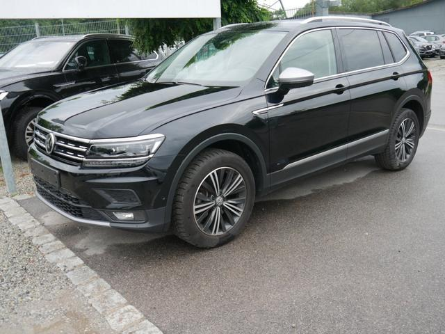 Volkswagen Tiguan Allspace - 1.5 TSI ACT COMFORTLINE * ACC BUSINESS-PREMIUM LED NAVI PARK ASSIST 7-SITZER