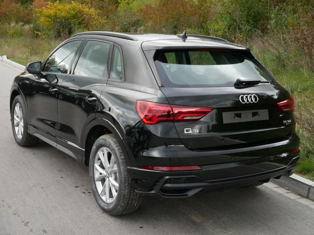 Audi Q3 - 35 TDI DPF QUATTRO S-LINE EXTERIEUR * MMI NAVI PLUS LED VIRTUAL COCKPIT PDC SHZG
