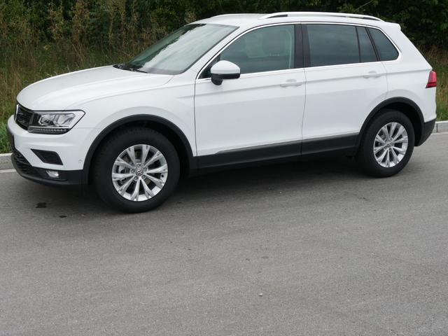 Volkswagen Tiguan - 1.5 TSI ACT HIGHLINE * MARATON EDITION ACC LED NAVI PARK ASSIST EASY OPEN-PAKET