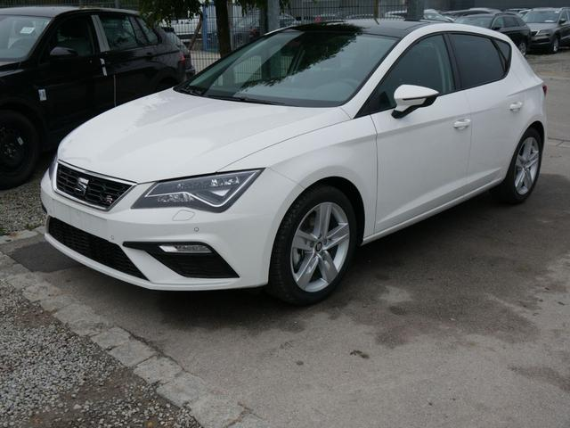 Seat Leon - 1.5 TSI ACT FR   PANORAMA-SD NAVI VOLL-LED PDC SHZG TEMPOMAT 17 ZOLL Lagerfahrzeug