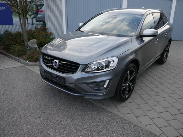 Gebrauchtfahrzeug Volvo XC60 - D5 DPF AWD R-DESIGN MOMENTUM   GEARTRONIC BUSINESS PAKET AHK 20 ZOLL NAVI XENON