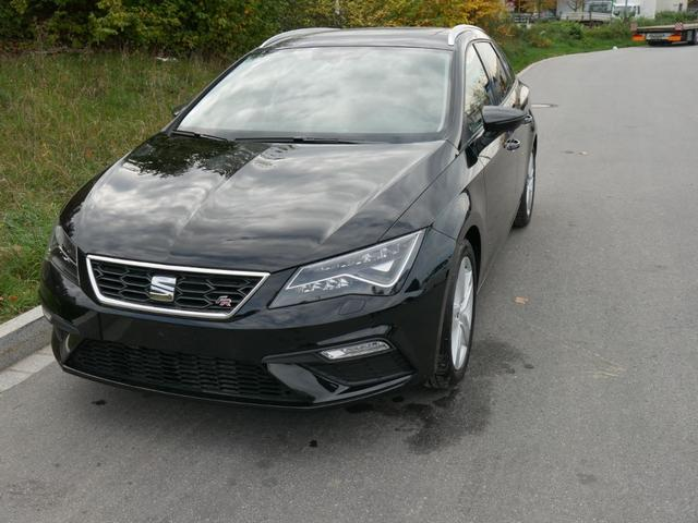 Seat Leon - ST 1.5 TSI ACT DSG FR * PANORAMA-SD NAVI VOLL-LED PDC SHZG TEMPOMAT 17 ZOLL