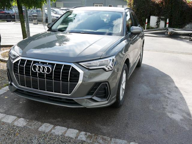Vorlauffahrzeug Audi Q3 - 35 TDI DPF QUATTRO S-LINE EXTERIEUR   MMI NAVI PLUS LED VIRTUAL COCKPIT PDC SHZG