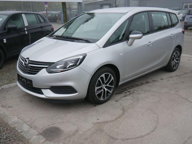Opel Zafira - 2.0 CDTI DPF AUTOMATIC EDITION * NAVI KAMERA LENKRADHEIZUNG PDC SHZG