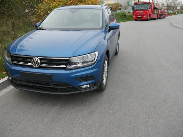 Volkswagen Tiguan - 1.5 TSI ACT TRENDLINE   WINTERPAKET APP-CONNECT-NAVI PDC SHZG KLIMAAUTOMATIK Lagerfahrzeug