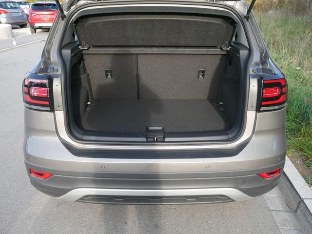 Volkswagen T-Cross 1.0 TSI LIFE * ACC APP-CONNECT-NAVI PARKTRONIC KLIMA 16 ZOLL NEBELSCHEINWERFER