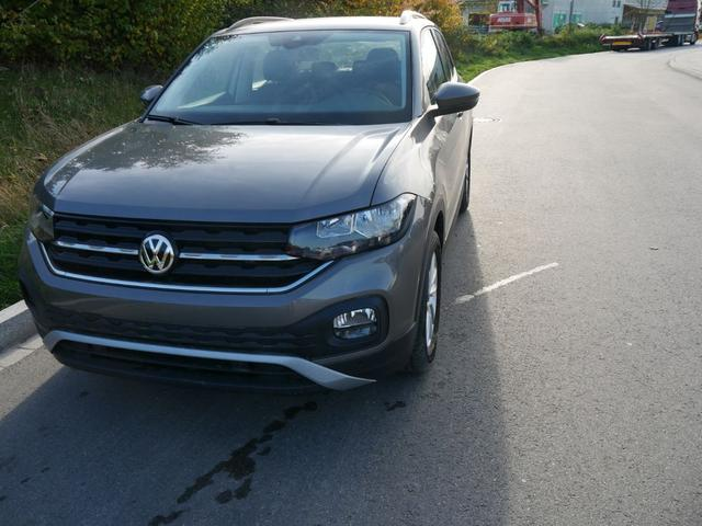 Volkswagen T-Cross - 1.0 TSI LIFE   ACC APP-CONNECT-NAVI PARKTRONIC KLIMA 16 ZOLL NEBELSCHEINWERFER Vorlauffahrzeug