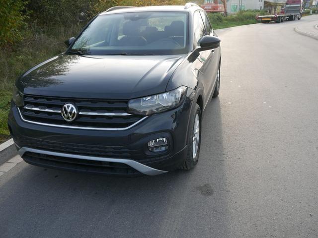 Volkswagen T-Cross - 1.0 TSI LIFE * ACC APP-CONNECT-NAVI PARKTRONIC KLIMA 16 ZOLL NEBELSCHEINWERFER