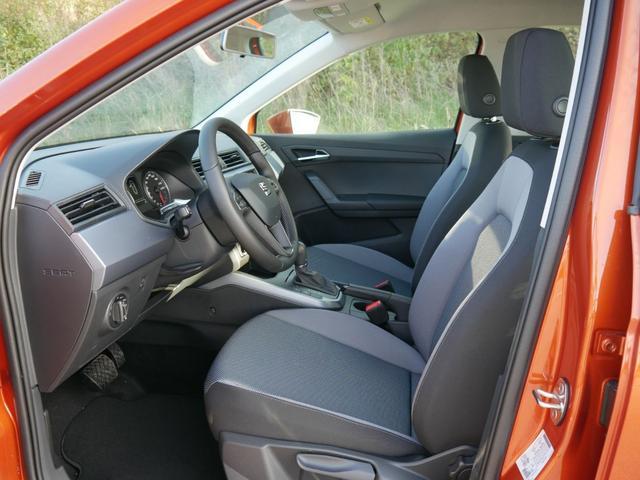Seat Arona 1.0 TSI DSG STYLE * WINTERPAKET PARKTRONIC SITZHEIZUNG 16 ZOLL KLIMA