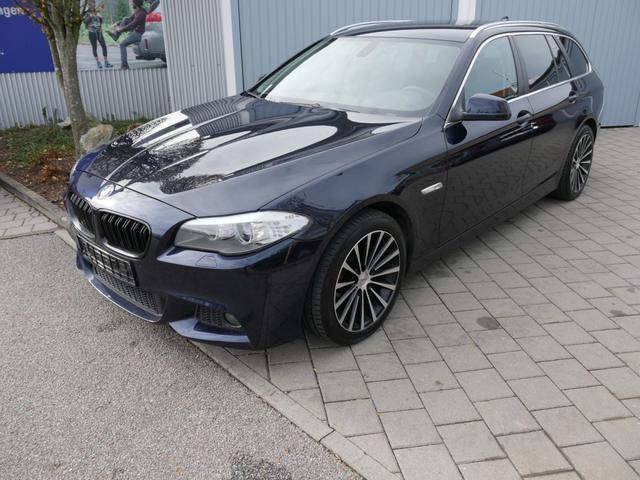 Gebrauchtfahrzeug BMW 5er - 520d DPF Touring   STEPTRONIC AHK BUSINESS PAKET NAVI XENON PDC SHZG 18 ZOLL