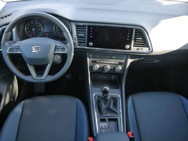 Seat Ateca 1.5 EcoTSI ACT STYLE * WINTERPAKET FULL-LINK-NAVI PDC SHZG TEMPOMAT 17 ZOLL