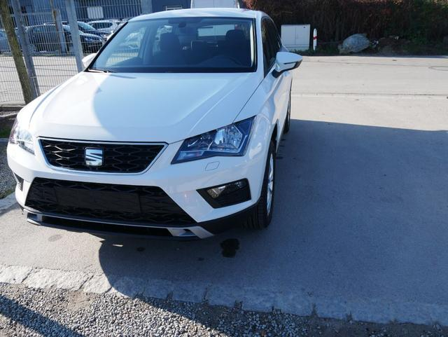 Seat Ateca - 1.5 EcoTSI ACT STYLE * WINTERPAKET FULL-LINK-NAVI PDC SHZG TEMPOMAT 17 ZOLL