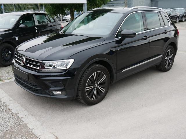 Volkswagen Tiguan - 2.0 TSI DSG 4MOTION JOIN * AHK 18 ZOLL LED NAVI ACC PARK ASSIST KAMERA