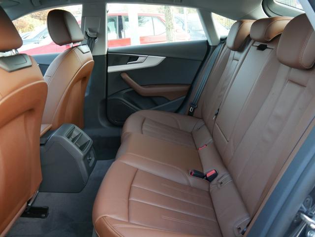 Audi A5 Sportback 40 TFSI S-TRONIC * NAVI LED TEILLEDER PDC SHZG TEMPOMAT EL. HECKKLAPPE