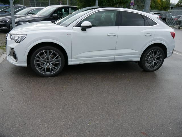 Audi Q3 Sportback - 45 TFSI QUATTRO S-LINE * ASSISTENZPAKET PANORAMA 20 ZOLL MATRIX-LED