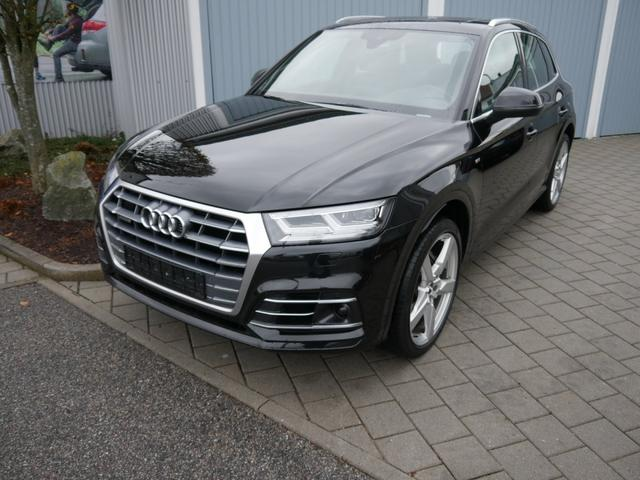 Audi Q5 - 3.0 TDI DPF SPORT * S-LINE QUATTRO AHK LUFTFEDERUNG MATRIX LED VIRTUAL COCKPIT