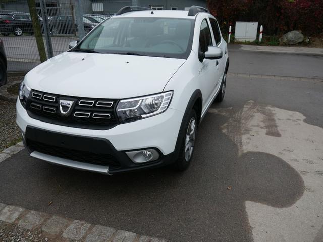 Dacia Sandero - Stepway SCe 75 ESSENTIAL * KLIMA NEBELSCHEINWERFER DACHRELING START-STOPP