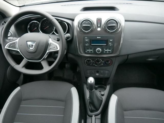 Dacia Sandero Stepway SCe 75 ESSENTIAL * KLIMA NEBELSCHEINWERFER DACHRELING START-STOPP