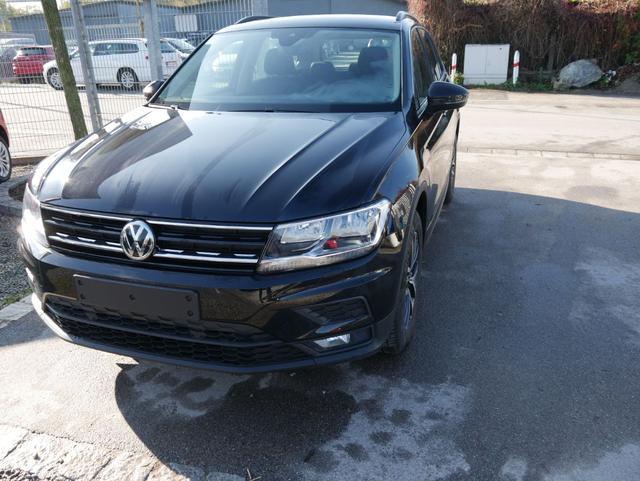 Volkswagen Tiguan - 1.5 TSI ACT TRENDLINE * WINTERPAKET APP-CONNECT-NAVI PDC SHZG TEMPOMAT