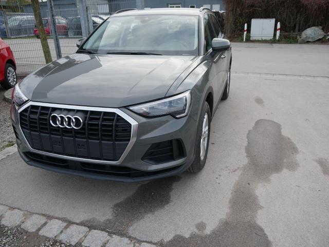 Audi Q3 - 35 TDI DPF QUATTRO * LED PARKTRONIC SITZHEIZUNG VIRTUAL COCKPIT TEMPOMAT