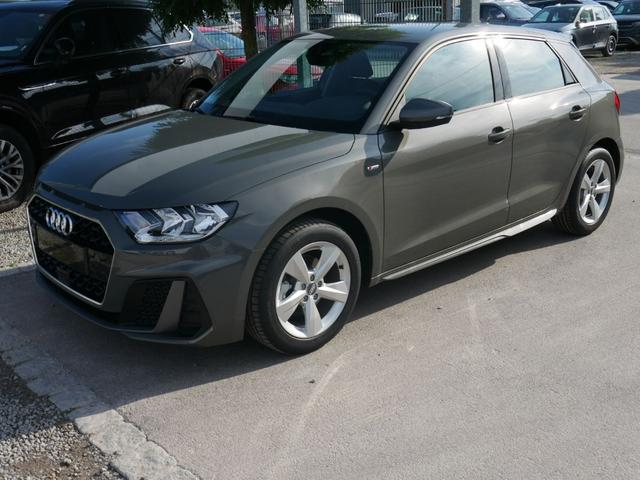 Audi A1 Sportback - 30 TFSI * S-LINE EXTERIEUR PDC SHZG VIRTUAL COCKPIT KLIMA 16 ZOLL