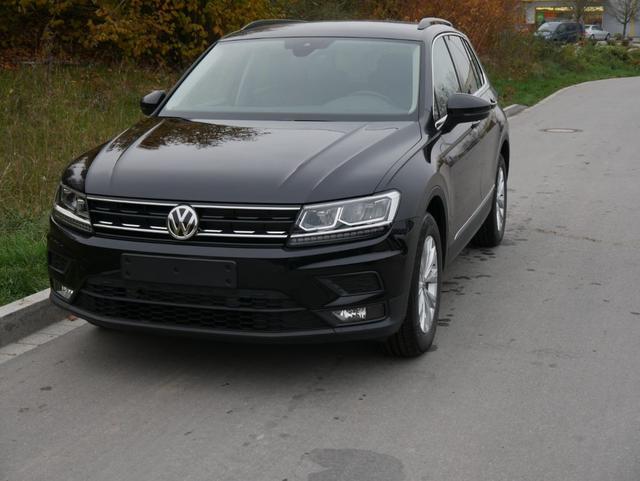 Volkswagen Tiguan - 1.5 TSI ACT COMFORTLINE * ACC WINTERPAKET LED NAVI PDC SHZG 17 ZOLL