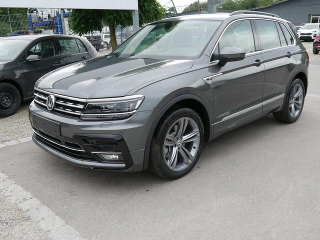 Volkswagen Tiguan - 2.0 TSI DSG 4MOTION SKY   R-LINE AHK PANORAMA-SD 19 ZOLL ACC LED NAVI KEYLESS ACCESS - Vorlauffahrzeug kurzfristig verfügbar