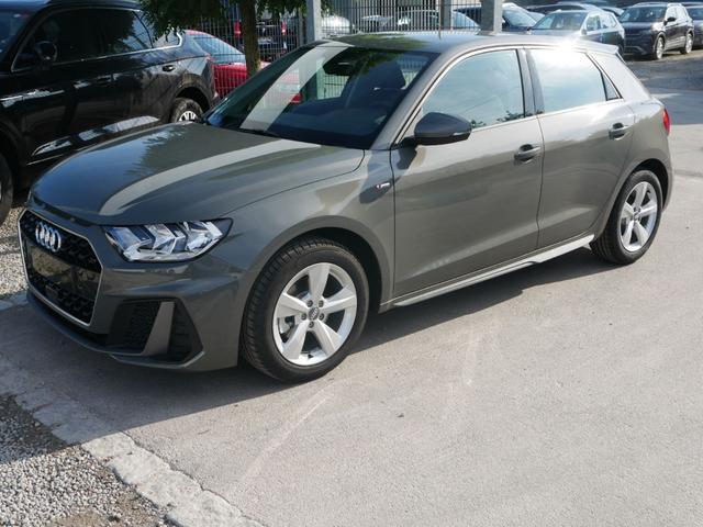 Audi A1 Sportback - 30 TFSI * S-TRONIC S-LINE EXTERIEUR PDC SHZG VIRTUAL COCKPIT KLIMA