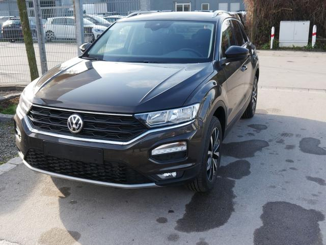 Volkswagen T-Roc - 1.5 TSI ACT STYLE * ACC WINTERPAKET APP-CONNECT-NAVI KAMERA PDC SHZG 17 ZOLL