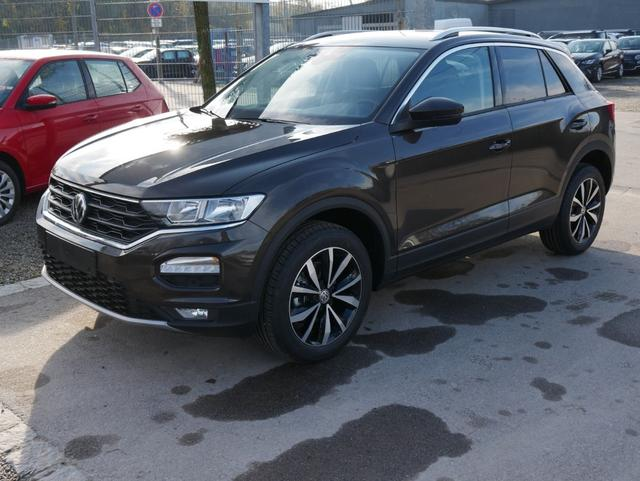 Volkswagen T-Roc - 1.5 TSI ACT STYLE   ACC WINTERPAKET APP-CONNECT-NAVI KAMERA PDC SHZG 17 ZOLL Lagerfahrzeug