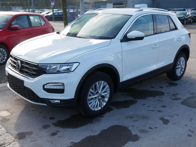 Volkswagen T-Roc - 1.5 TSI ACT STYLE * ACC WINTERPAKET APP-CONNECT-NAVI PDC SHZG 16 ZOLL