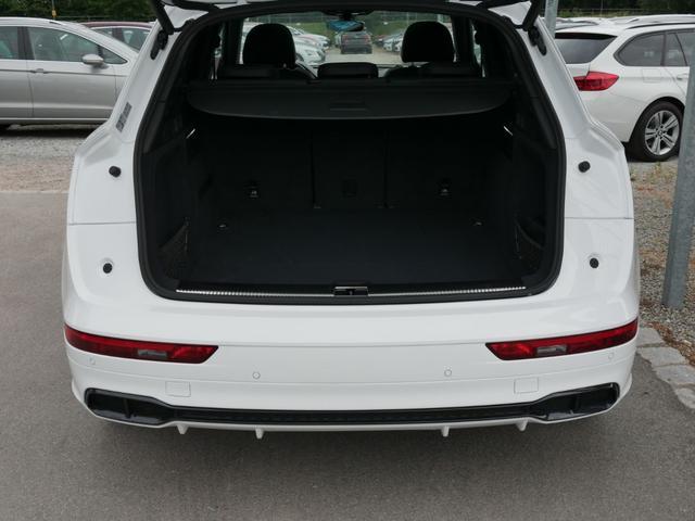 Audi Q5 SQ5 TDI DPF QUATTRO * SOFORT LIEFERBAR AHK PANORAMA LEDER 21 ZOLL NAVI PLUS STANDHEIZUNG