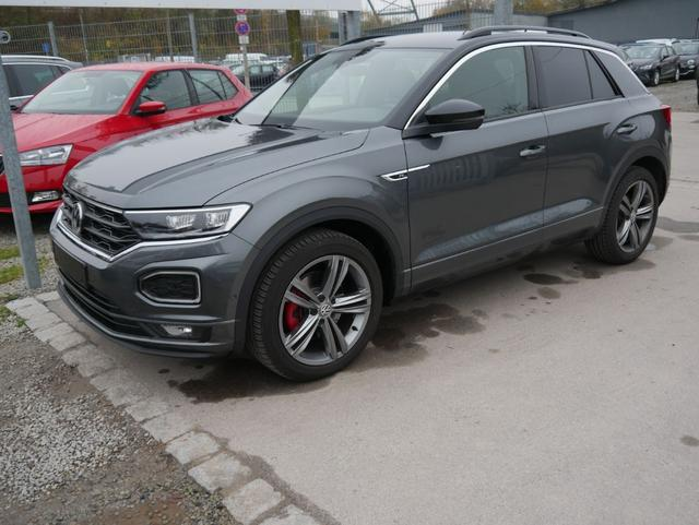 Volkswagen T-Roc - 2.0 TSI DSG 4MOTION SPORT * R-LINE BUSINESS-PAKET NAVI PARK ASSIST KAMERA LED