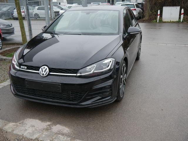 Volkswagen Golf - II 2.0 TDI DPF DSG GTD * ACC BUSINESS-PREMIUM PAKET PARK ASSIST NAVI LED 19 ZOLL