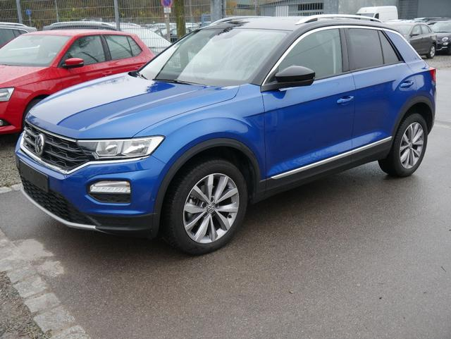 Volkswagen T-Roc - 1.5 TSI ACT STYLE * ACC NAVI PARK ASSIST WINTERPAKET SHZG DACHRELING