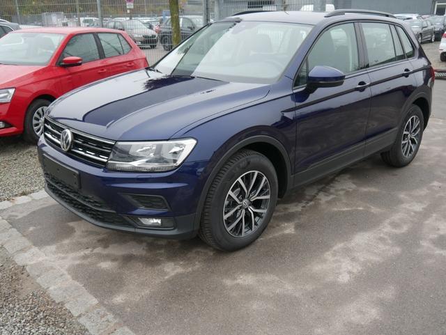 Volkswagen Tiguan - 1.5 TSI ACT DSG TRENDLINE   WINTERPAKET APP-CONNECT-NAVI PDC SHZG TEMPOMAT Lagerfahrzeug