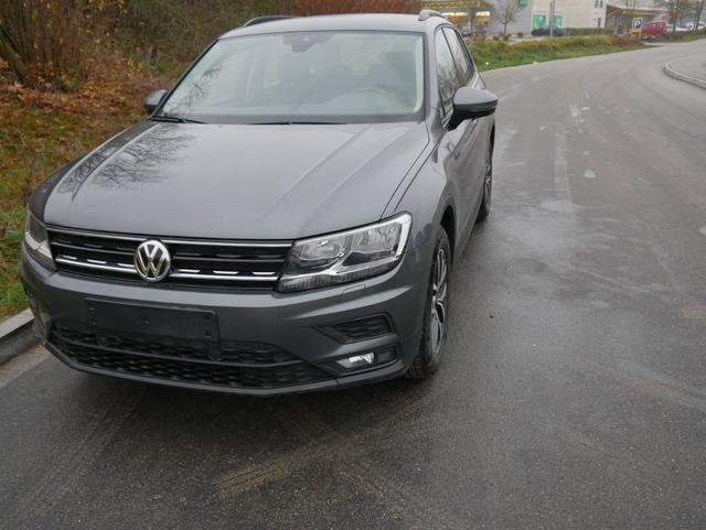 Volkswagen Tiguan - 1.5 TSI ACT DSG TRENDLINE * WINTERPAKET APP-CONNECT-NAVI PDC SHZG TEMPOMAT