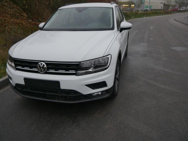 Volkswagen Tiguan 1.5 TSI ACT DSG TRENDLINE * WINTERPAKET APP-CONNECT-NAVI PDC SHZG TEMPOMAT