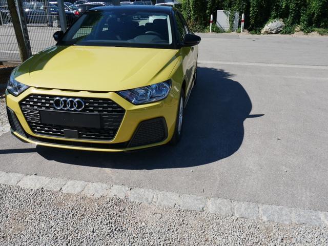 Audi A1 Sportback - 25 TFSI * SOFORT PARKTRONIC SITZHEIZUNG KLIMA 15 ZOLL START-STOPP