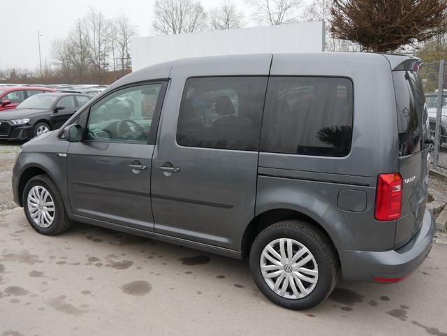 Volkswagen Caddy Kombi 1.4 TSI TRENDLINE * PDC SHZG TEMPOMAT KLIMAAUTOMATIK 2 SCHIEBETÜREN