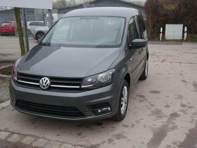 Volkswagen Caddy - Kombi 1.4 TSI TRENDLINE   PDC SHZG TEMPOMAT KLIMAAUTOMATIK 2 SCHIEBETÜREN - Lagerfahrzeug