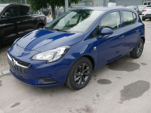 Opel Corsa - 1.4 TURBO 120 JAHRE EDITION   WINTERPAKET KAMERA LENKRADHEIZUNG PDC SHZG Vorlauffahrzeug