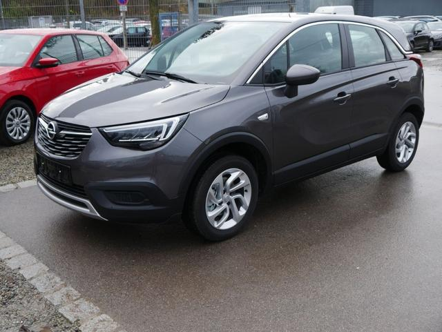 Opel Crossland X - 1.2 TURBO INNOVATION * LED NAVI WINTERPAKET PDC SITZ- & LENKRADHEIZUNG