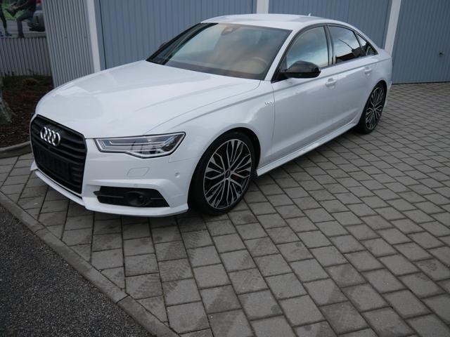 Gebrauchtfahrzeug Audi A6 - 3.0 TDI V6 DPF COMPETITION QUATTRO   TIPTRONIC ASSISTENZ-PAKET MATRIX-LED NAVI 20 ZOLL